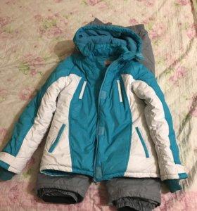 Зимний «Тёплый костюм»