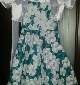 Платье (6-7лет)