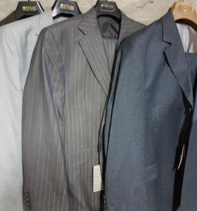 Костюмы и пиджаки