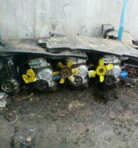 Мотор на ваз 09 карбюратор