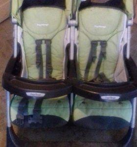 коляска для двойни или погодок