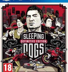 SLEEPING DOGS(Новая) PS4