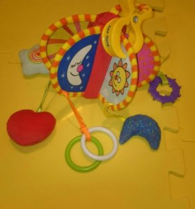 Игрушка подвесная Taf Toys