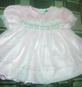 Платье с трусами на памперс