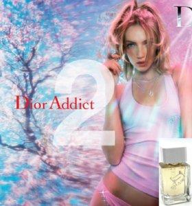 Dior Addict 2 и J'adore ультрастойкие от Shaik