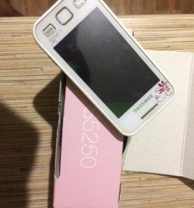 телефон самсунг GT-S5250