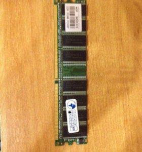 Оперативная память DDR 512MB PC3200