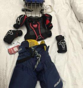 Хоккейная форма для 2-5 лет