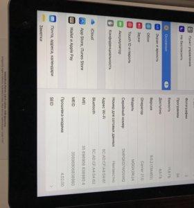 iPad Air 2 16gb sim LTE новый