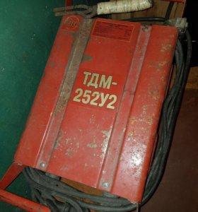 Сварка б/у ТДМ-252У2