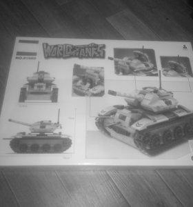 Лего WORLD of Tanks