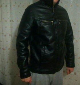 Куртка под дубленку