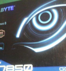 gigabyte HD7850 2GD5 256 bit