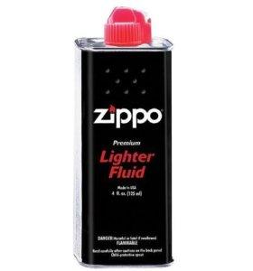 4шт. Zippo Топливо Бензин 125 мл