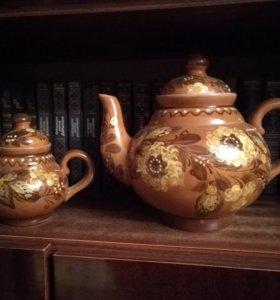 Подарочные чайники