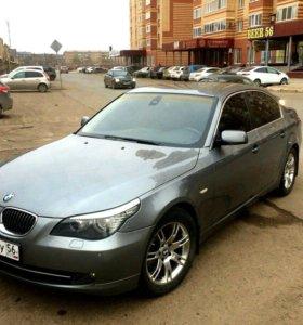 BMW 525i E60 РЕСТАЙЛИНГ