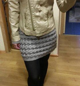 Куртка, экокожа