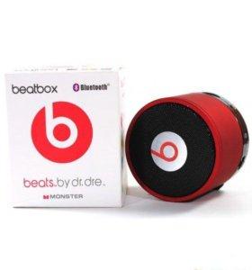 Колонка для телефона Beats Monster Beatbox mini