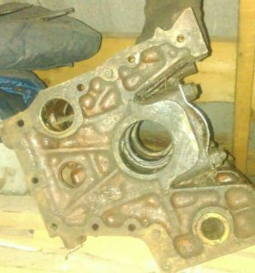 Блок двигателя трактора т-25