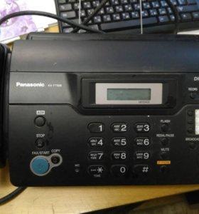 Панасоник Телефон-факс