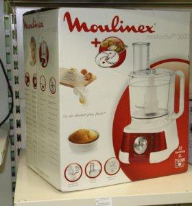 Кухонный комбайн Moulinex FP521G30 Y