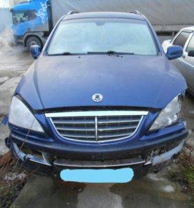Продам авто SsangYong Kyron,2008г.