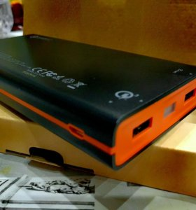 Новый! Smart PowerBank 15000mAh QC 3.0