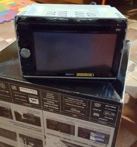 Автомагнитола Sony XAV- E622 + подарок