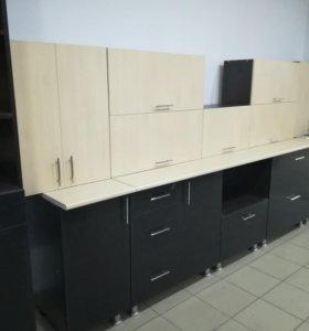 Кухня пластик от производителя 2.3м