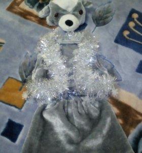 Новогодний костюм-козлик.