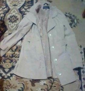 Плащ,пиджак и куртки