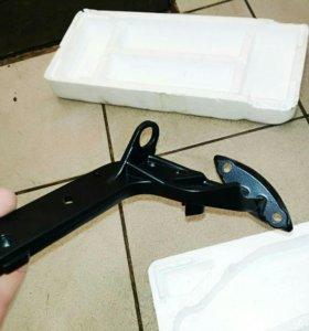 Kawsaki ninja zx 14 консоль зеркал под морду
