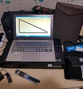 """Ультрабук формата А4 -  ASUS ZenBook UX21E 11.6"""""""