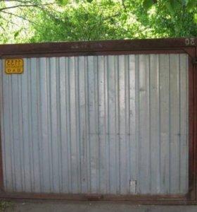 Тент-укрытие, гараж металлический