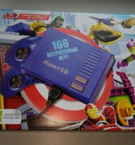 Игровая приставка hamy SD плюс 800 игр Sega