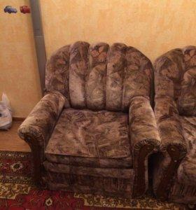 2 кресло-кровати