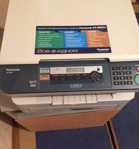 МФУ Panasonic KX-MB263RU/ не исправен