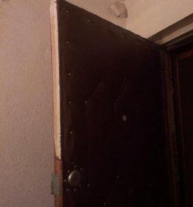 Входная внутренняя дверь