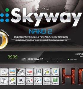 Спутниковый ресивер skyway nano2