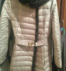 Зимнее пальто Royal Cat