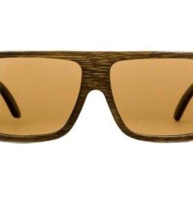 Очки WoodWedo оправа из бамбука.