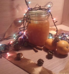 Мандариновое варенье и цукаты из мандаринов