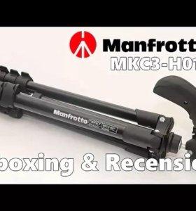 Штатив Manfrotto compact MKC3-H01