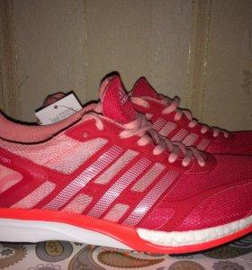 Новые Беговые кроссовки adidas!