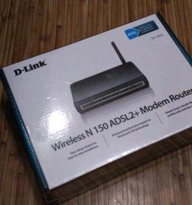 D-link роутер WiFi новый