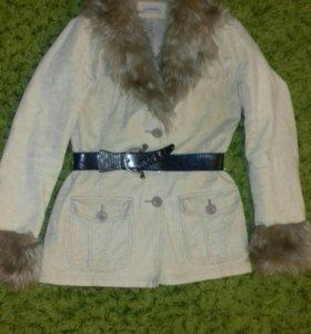 Куртка C&A в отличном состоянии!!!