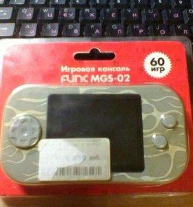 Игровая консоль Func MGS-02 16 битная 60игр