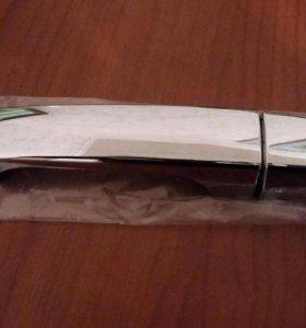 Накладки на дверные ручки КIA Sportage и Hyundai