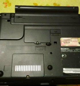 Ноутбук Sony VGN- S5HRP