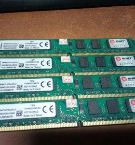 RAM DDR2 Kingston 2gb 800Mhz